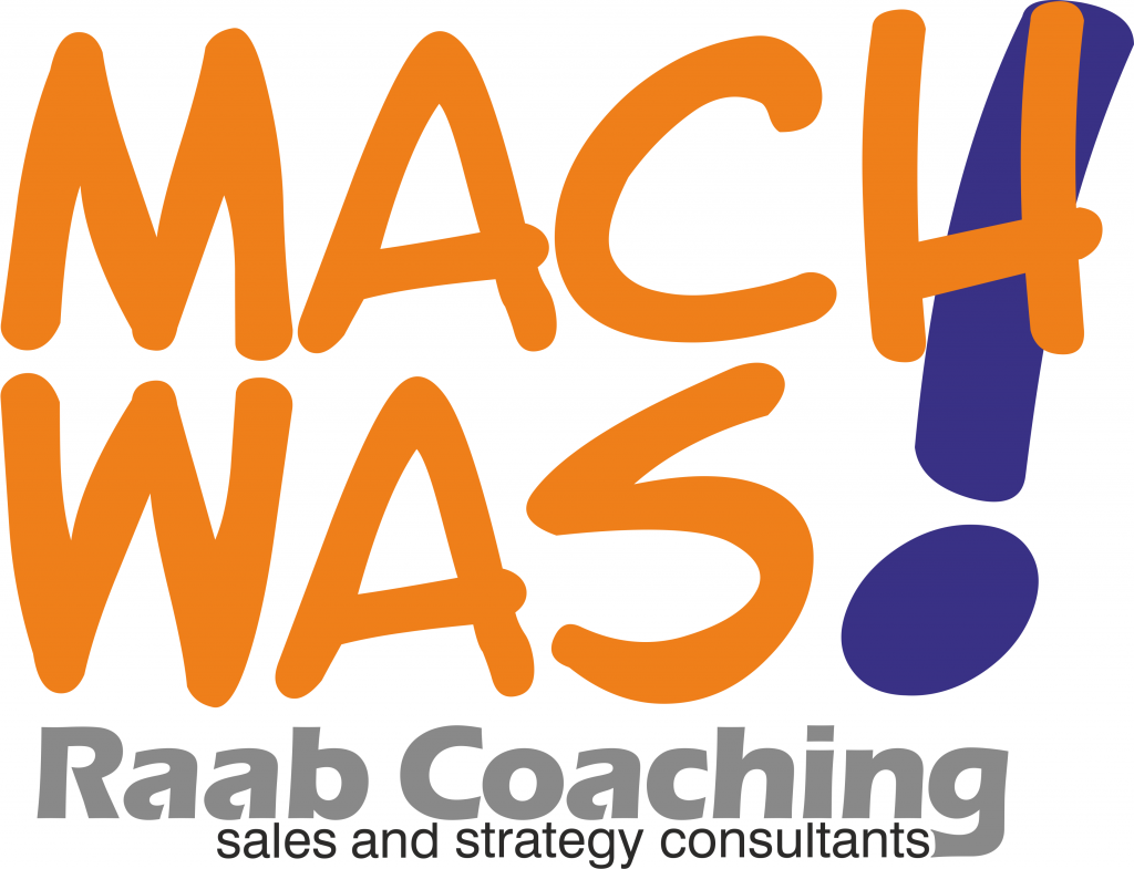 MAch Was Logo